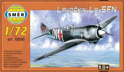 Obrázek Stavebnice Lavočkin La-5FN