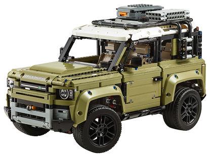 Obrázek LEGO Technic 42110 Land Rover Defender
