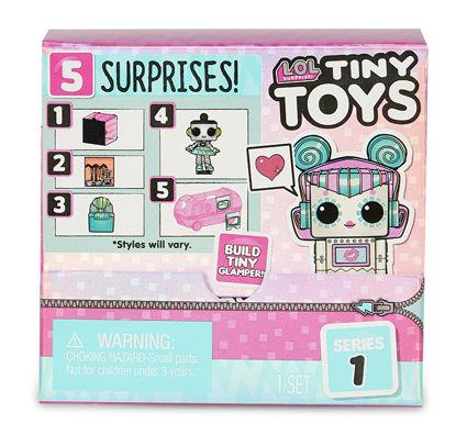 Obrázek L.O.L. Surprise Mini panenky Tiny Toys