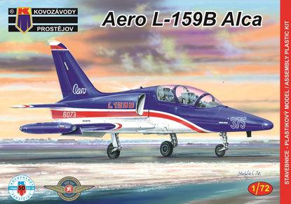 Obrázek Stavebnice L-159B Alca