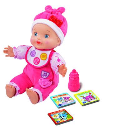 Obrázek Little Love - Mluvící panenka - miminko CZ
