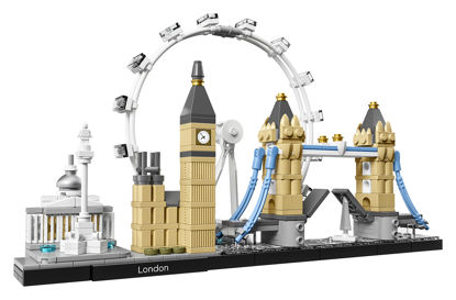 Obrázek LEGO Architekt 21034 Londýn