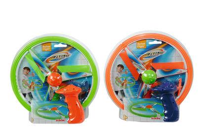 Obrázek Létající disk, na natažení, 2 druhy
