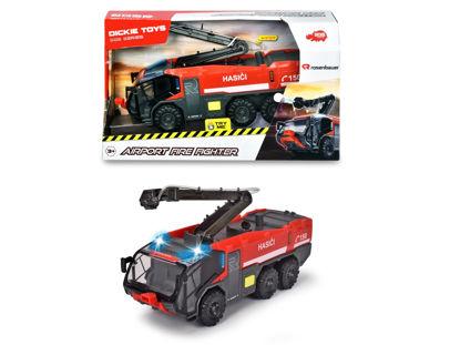 Obrázek Letištní hasičské auto, česká verze