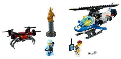 Obrázek LEGO City 60207 Letecká policie a dron