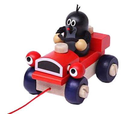 Obrázek Krtek a mrkací auto