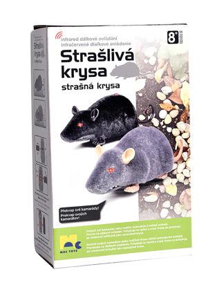 Obrázek Krysa na ovládání