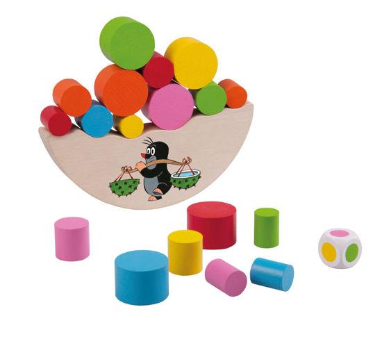 Obrázek z Balanční hračka  s Krtkem
