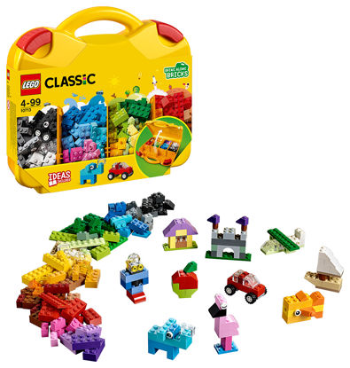 Obrázek LEGO Classic 10713 Kreativní kufřík