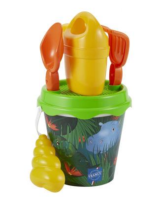 Obrázek Kyblíček Džungle s konvičkou a přísl.