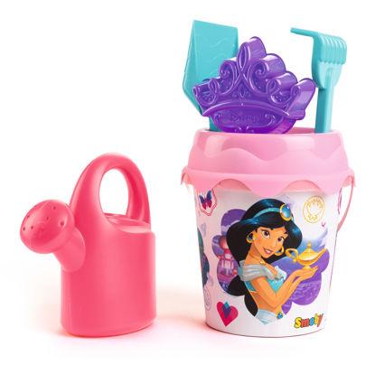 Obrázek Kyblíček Disney Princess s konvičkou a přísl.