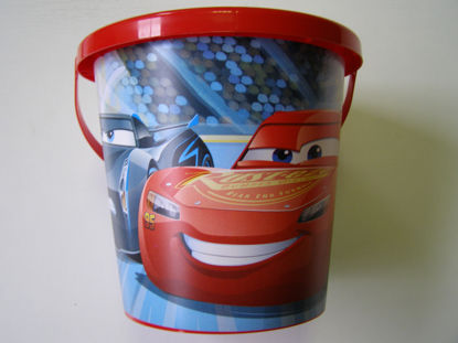 Obrázek Kyblíček Cars 3 střední