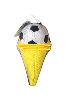 Obrázek Kuželky s fotbalovým míček