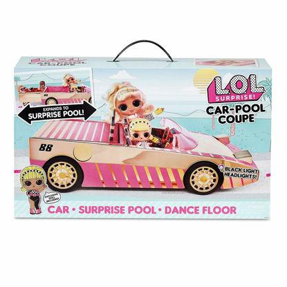 Obrázek L.O.L. Luxusní auto s bazénem a tanečním parketem
