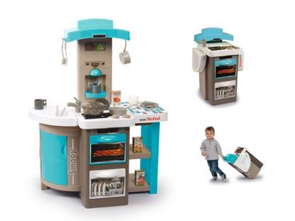Obrázek Kuchyňka Tefal Bubble skládací elektronická, modrá