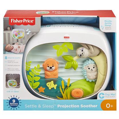 Obrázek Fisher-Price USÍNÁČEK NA POSTÝLKU s projekcí