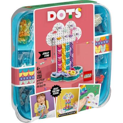 Obrázek LEGO DOTS 41905 Duhový stojan na šperky