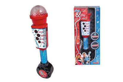 Obrázek Dětský mikrofon 28 cm, vstup pro MP3