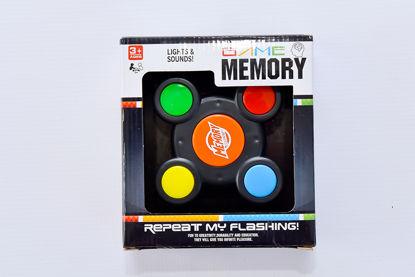 Obrázek Elektronická paměťová hra