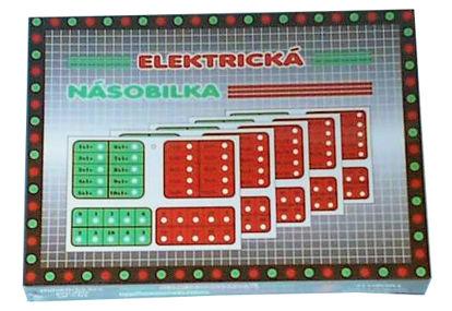 Obrázek Výuková hračka Elektrická násobilka