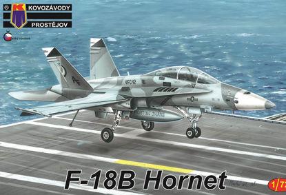 Obrázek Stavebnice F-18B Hornet