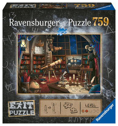 Obrázek Exit Puzzle: Hvězdárna 759 dílků