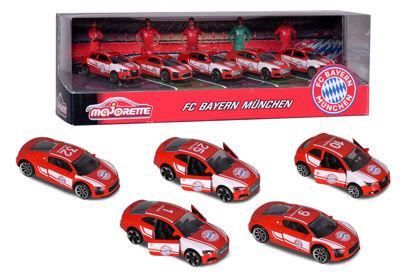 Obrázek FC Bayern autíčka sada 5ks