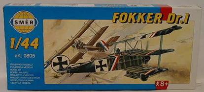 Obrázek Stavebnice Fokker Dr. 1   1:48