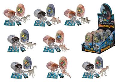 Obrázek Figurka dinosaura ve vajíčku, překvapení