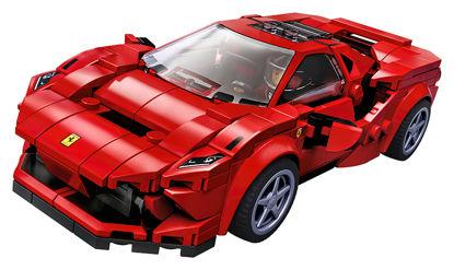 Obrázek LEGO Speed Champions 76895 Ferrari F8 Tributo