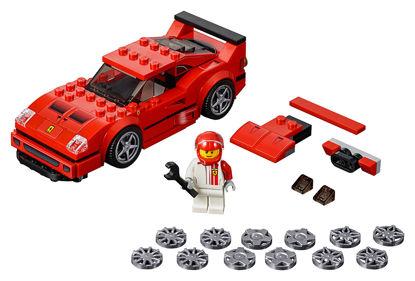Obrázek LEGO Speed Champions 75890 Ferrari F40 Competizione