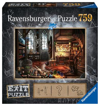 Obrázek Exit Puzzle: Dračí laboratoř 759 dílků