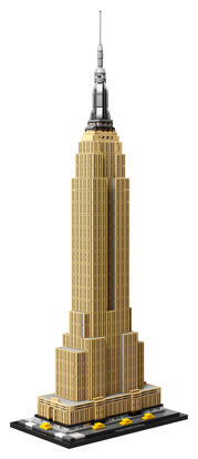 Obrázek LEGO Architekt 21046 Empire State Building