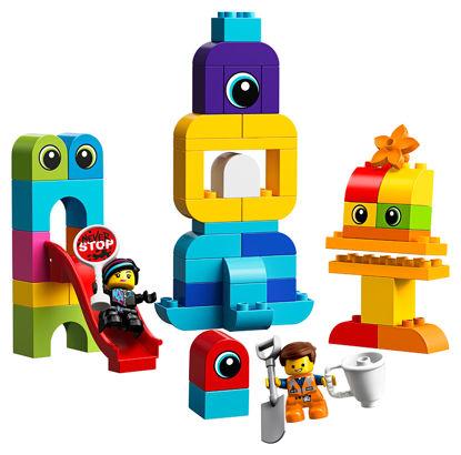 Obrázek LEGO Duplo 10895 Emmet, Lucy a návštěvníci z DUPLO® planety
