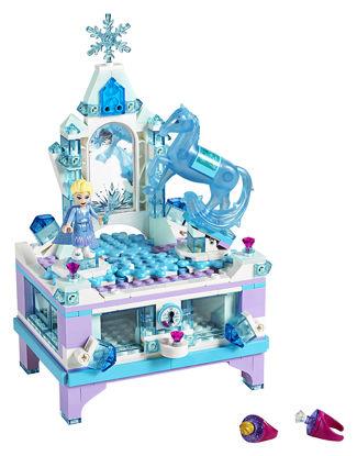 Obrázek LEGO Disney Princess 41168 Elsina kouzelná šperkovnice