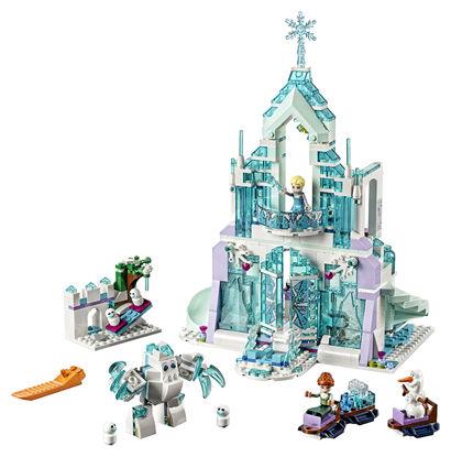 Obrázek LEGO Disney Princess 43172 Elsa a její kouzelný ledový palác