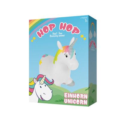Obrázek Hopsadlo HOP HOP jednorožec