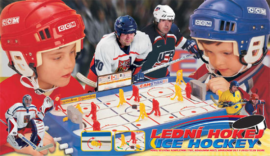 Obrázek z Hokej stolní hra