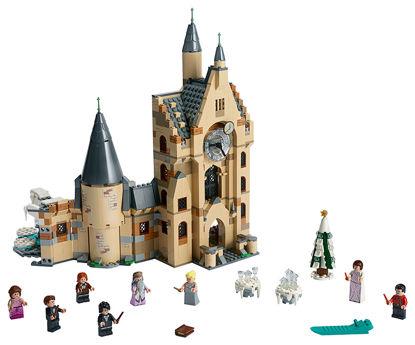 Obrázek LEGO Harry Potter 75948 Hodinová věž v Bradavicích