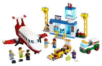 Obrázek LEGO City 60261 Hlavní letiště