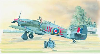 Obrázek Stavebnice Hawker Hurricane MK.II
