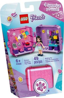 Obrázek LEGO Friends 41409 Herní boxík: Emma a focení zvířátek