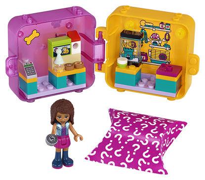 Obrázek LEGO Friends 41405 Herní boxík: Andrea a zvířátka