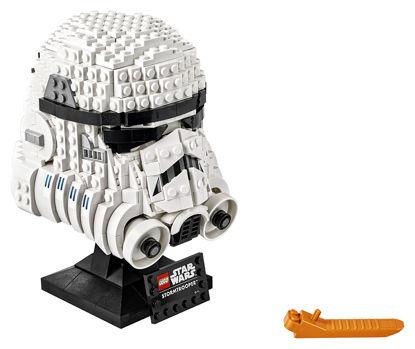 Obrázek LEGO Star Wars 75276 Helma stormtroopera