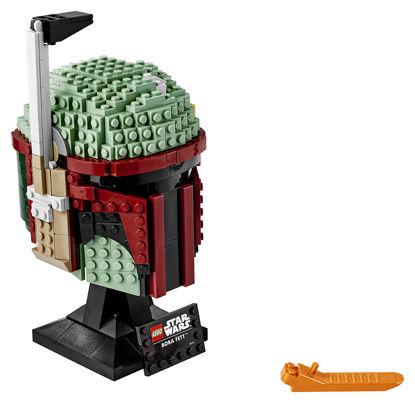 Obrázek LEGO Star Wars 75277 Helma Boby Fetta