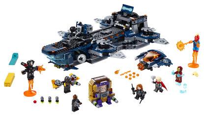 Obrázek LEGO Super Heroes 76153 Helicarrier Avengerů