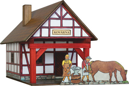 Obrázek Walachia Hrázděná kovárna