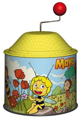 Obrázek Hrající skříňka Včelka Mája