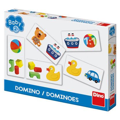 Obrázek Hračky baby domino