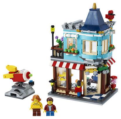 Obrázek LEGO Creator 31105 Hračkářství v centru města